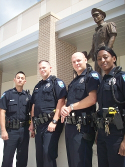 A Few of Pearland's Finest!