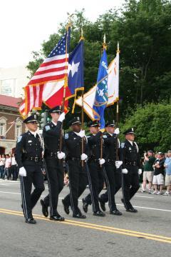 Honor Guard in Washington D.C.