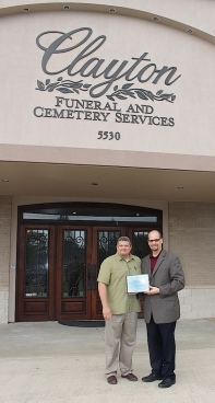 Clayton Funeral and Cemetery Services